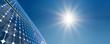 canvas print picture - Sonnenenergie_3