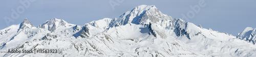 Papiers peints Alpes chaîne du Mont blanc