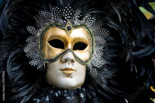 Obrazy Wenecja  maska-karnawalowa-w-wenecji