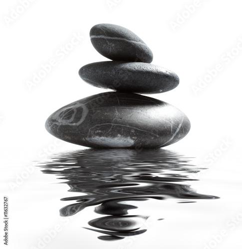 Doppelrollo mit Motiv - balanceakt