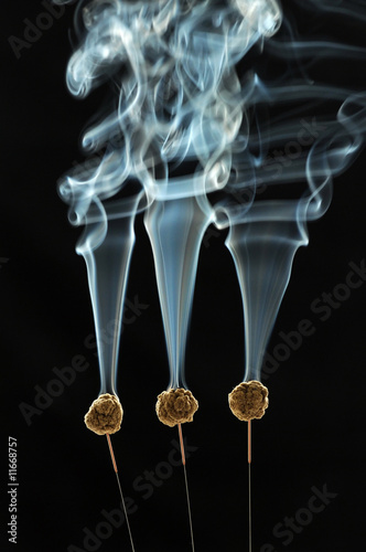 Fotografie, Obraz  Akupunktur