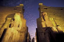 Temple Of Luxor, Luxor, Egypt