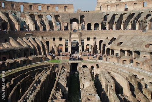 Photo  Rom Römer Antike Colloseum Kolosseum Colosseum 2