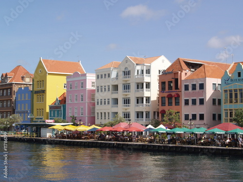 Foto op Plexiglas Caraïben Willemstad