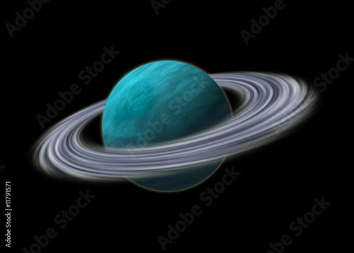 Canvas Print Pluto