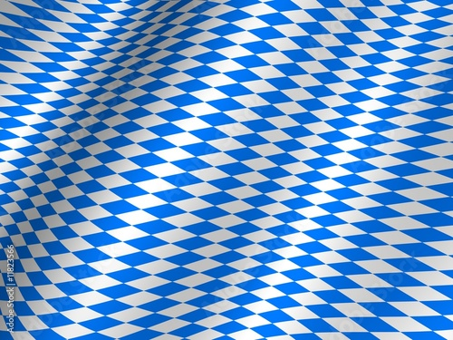 bavaria flag Wallpaper Mural