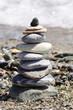 Stos, kamienie (stack of stones)