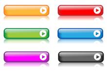 Rectangular Web Buttons (vario...