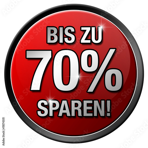 Photographie  Button 70% sparen