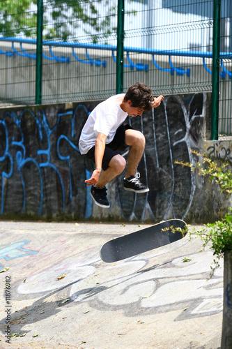 Fototapety, obrazy: Skateboard