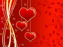 Romantic Hearts Set #2