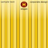 Corporate yellow