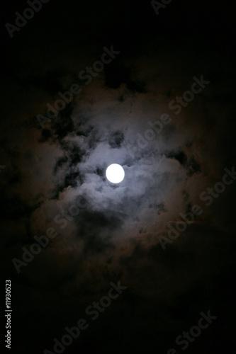 Obraz na plátně Full Moon