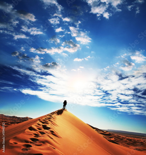Papiers peints Maroc Desert