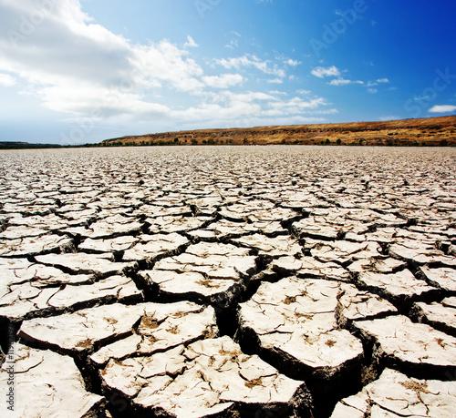 Tableau sur Toile Drought