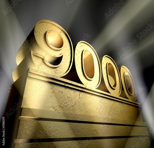 Image result for 9,000 celebration