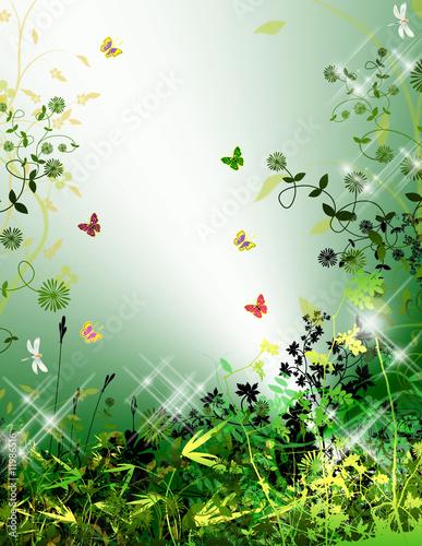Foto-Banner - primavera