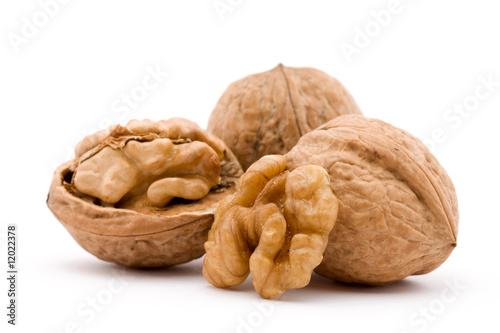 Fotomural walnut