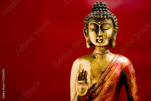 Tuinposter Boeddha Generic zen buddha statue