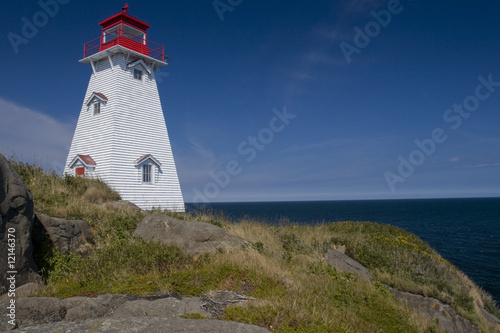 Wall Murals Lighthouse Leuchtturm in Nova Scotia