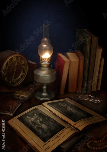 The antique book #12202357