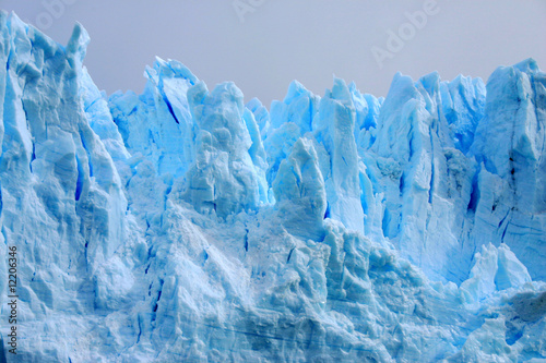 Foto op Aluminium Fantasie Landschap ghiaccio