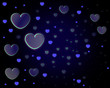Lots Of Love Hearts 8