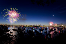 Sydney Harbour New Years Eve F...