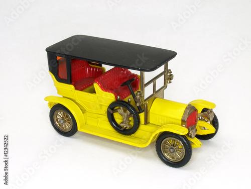 Poster  Old Timer Peugeot 1907