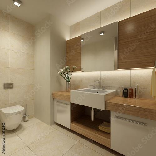 Valokuva  bathroom interior