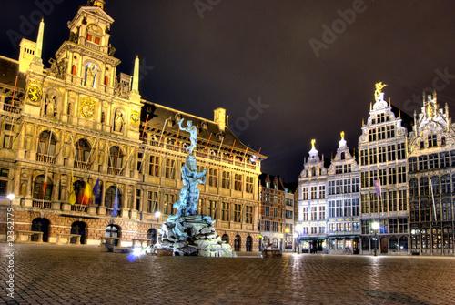 Foto op Plexiglas Antwerpen Antwerpen15