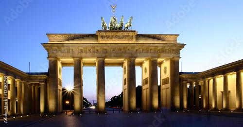 Staande foto Berlijn Brandenburger Tor