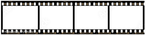 Strip of 35mm film