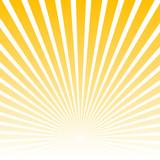 Sunburst vector