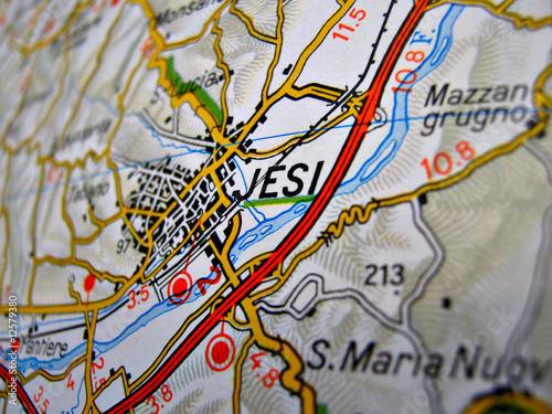 Cartina Jesi.Cartina Jesi Buy This Stock Photo And Explore Similar Images At Adobe Stock Adobe Stock