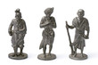 collection of gray tin soldier