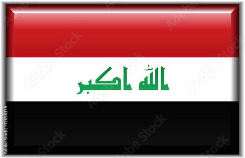 Fotografering  Flag of Iraq