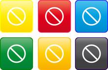 Web Button - Ban