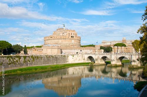 Staande foto Rome Rome. Castle of St. Angela