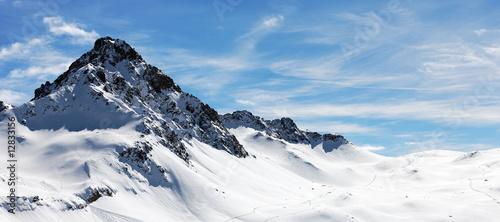 Fotografie, Obraz  grimper au dessus des nuages