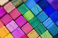 Mosaico De Colores (macro)