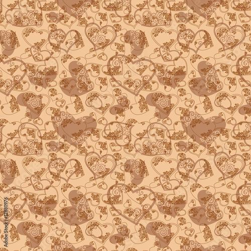 Fotobehang Stof seamless texture