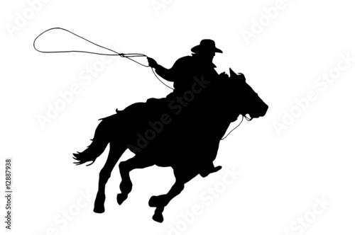 Cuadros en Lienzo cowboy