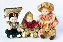 Ornamental Ceramic Dummies Ove...