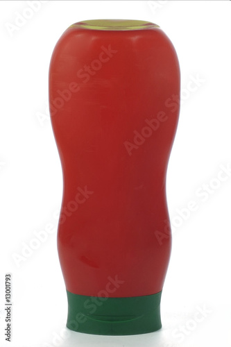 tube de sauce tomate Poster