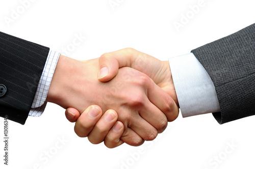 Fotografie, Obraz  handshake business