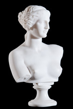 Marble Bust Part Of Classic St...