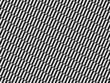 canvas print picture - hintergrund wellen - schwar weiss