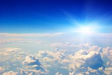 Sunrise Air View