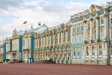 Ekaterininskiy Palace (Tsarsko...